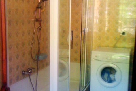 Trasformazione da vasca a doccia, box-doccia e scarico lavatrice